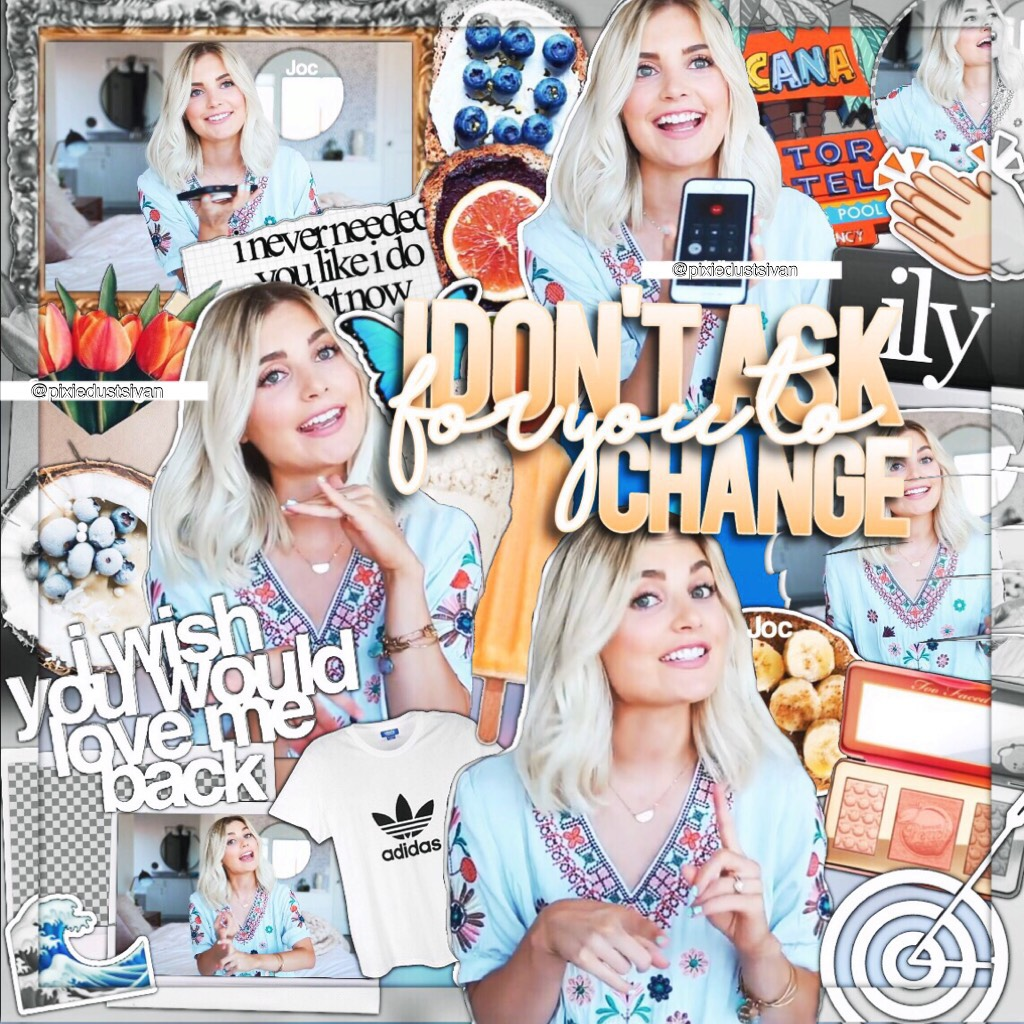 What do you think?♥️Rate this!Ugh I have 3 test tommrow!Wish me luck😅Ilygsm!💗I'll be active Saturday all day!Have a wonderful day!!ps..changed my icon if you know who she is ilysm!❤️   September 14,2017  