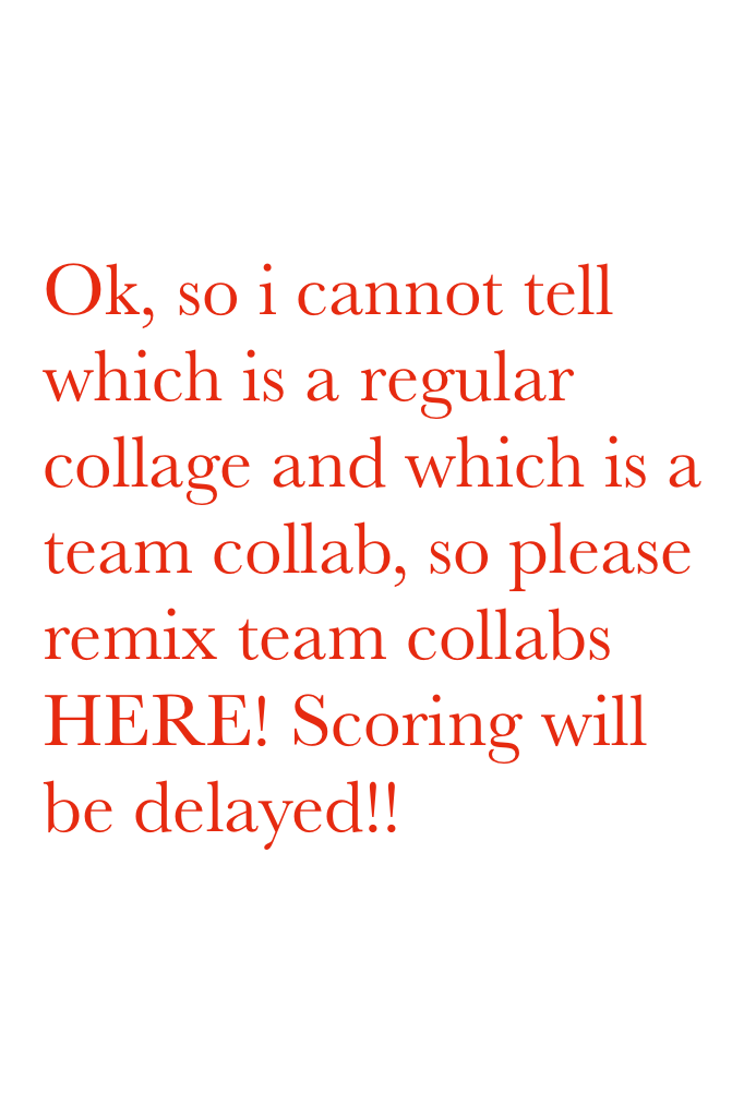 REMIX TEAM COLLABS HERE!
