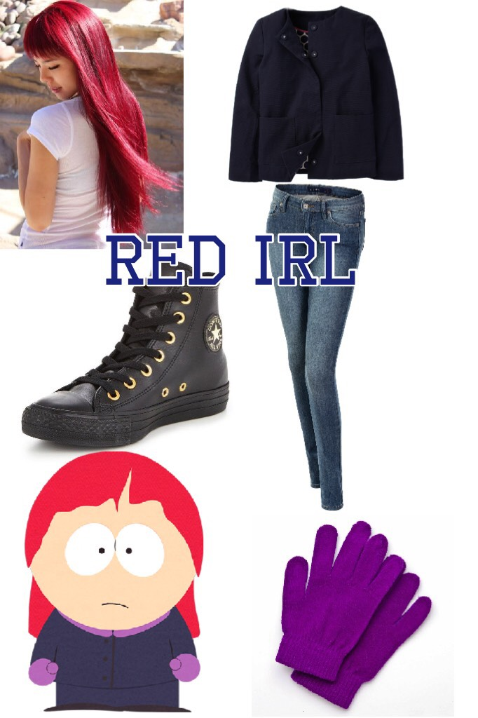 Red IRL