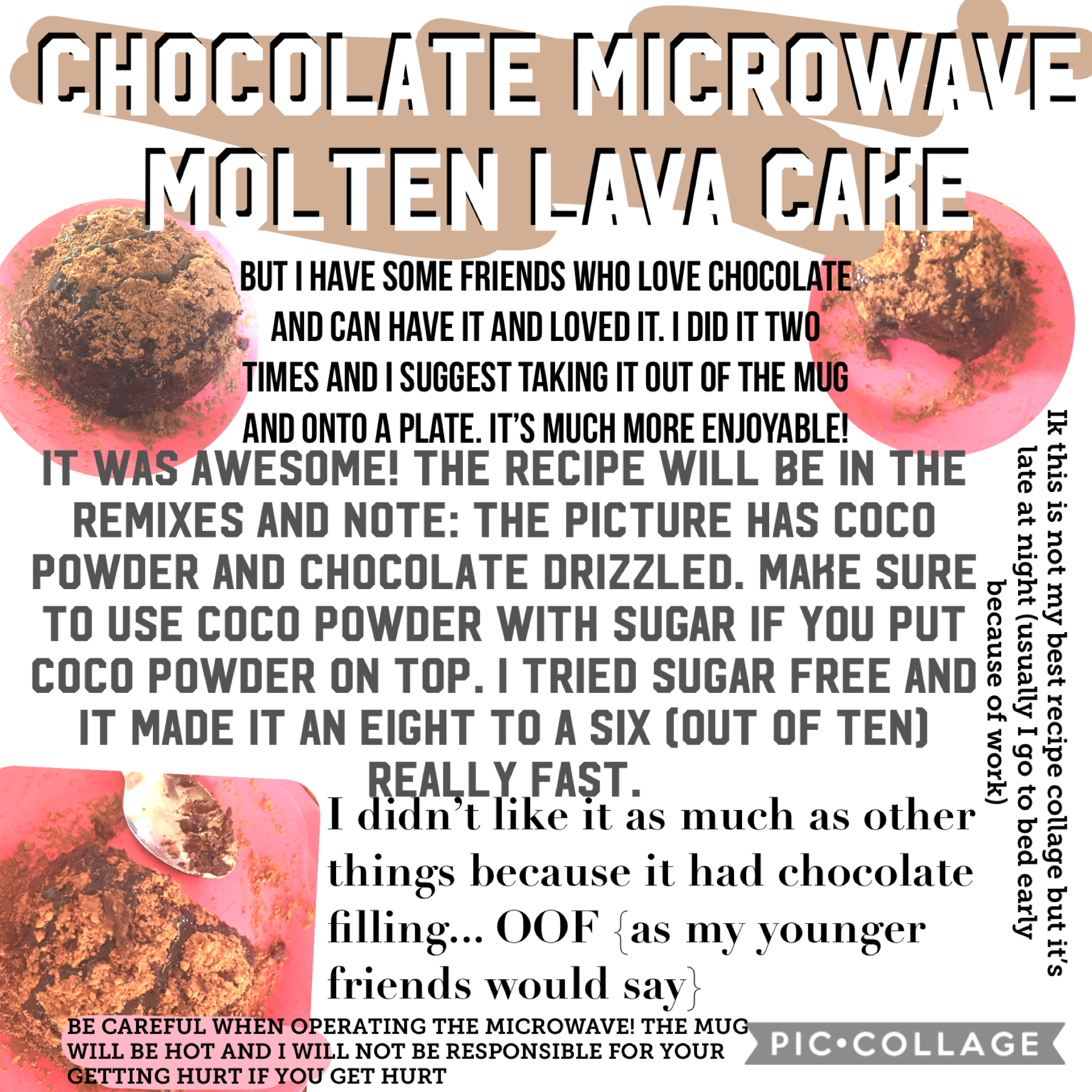 Hey!!! So I know this isn't my best collage review ever... I've just not been thinking right today but I found this and HAD to try it and tell you guys!!!