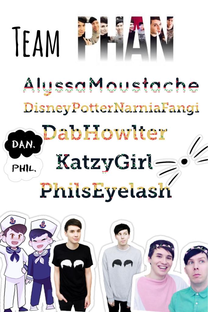 Team phan