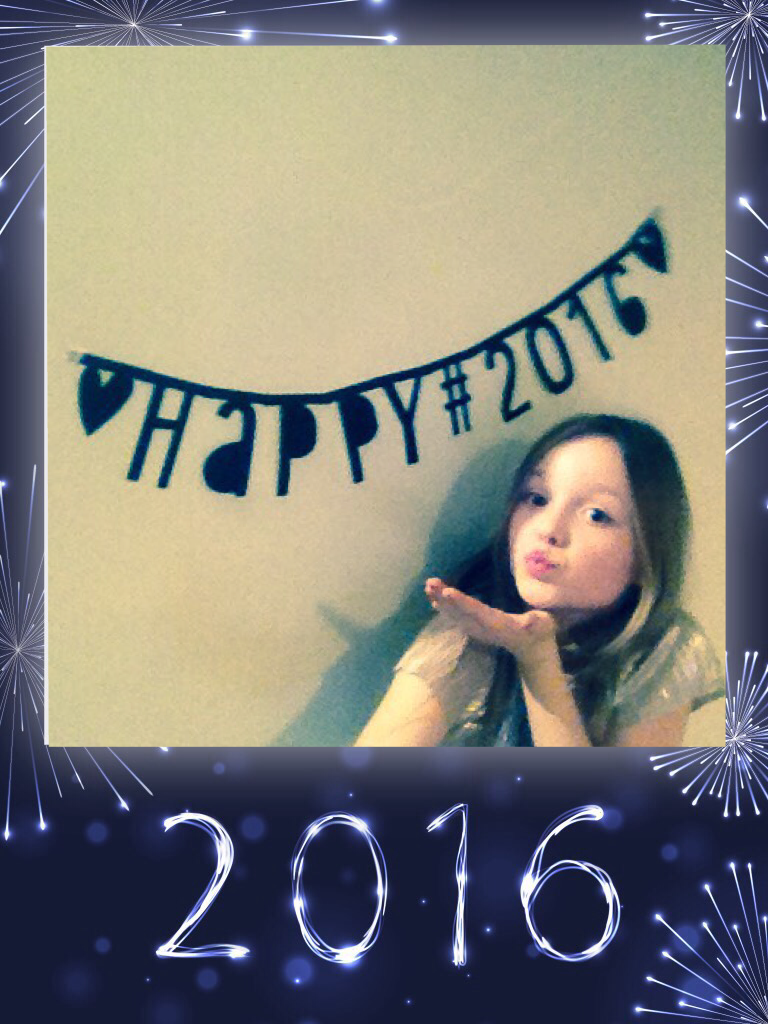 Happy 2016 ☮