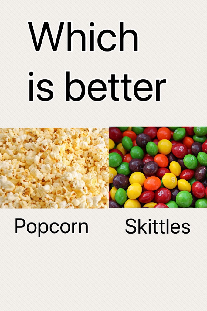 Which is better