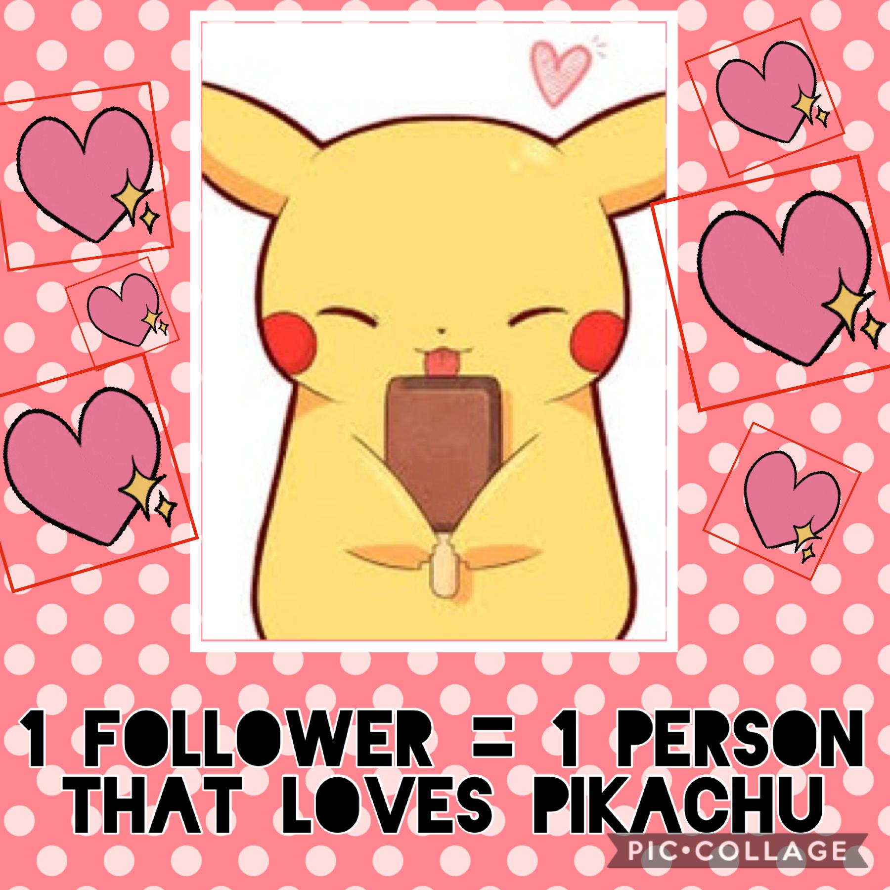 ⚡️CLICK⚡️                                                   #TeamPikachu #PikachuProject