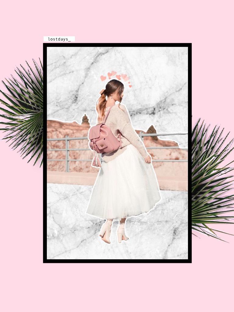 New theme, Baby Pink? Whatcha think?