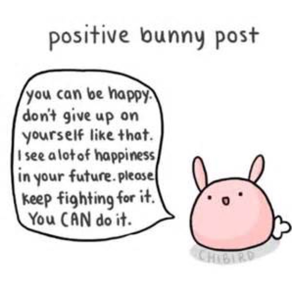 🐰tap🐰 first off, good morning😌let's start this week off by being positive human beings😉 also, whoever follows my main (@mintysmiles_) gets a follow from me on this acc.!!;) have a nice day of positivity;))
