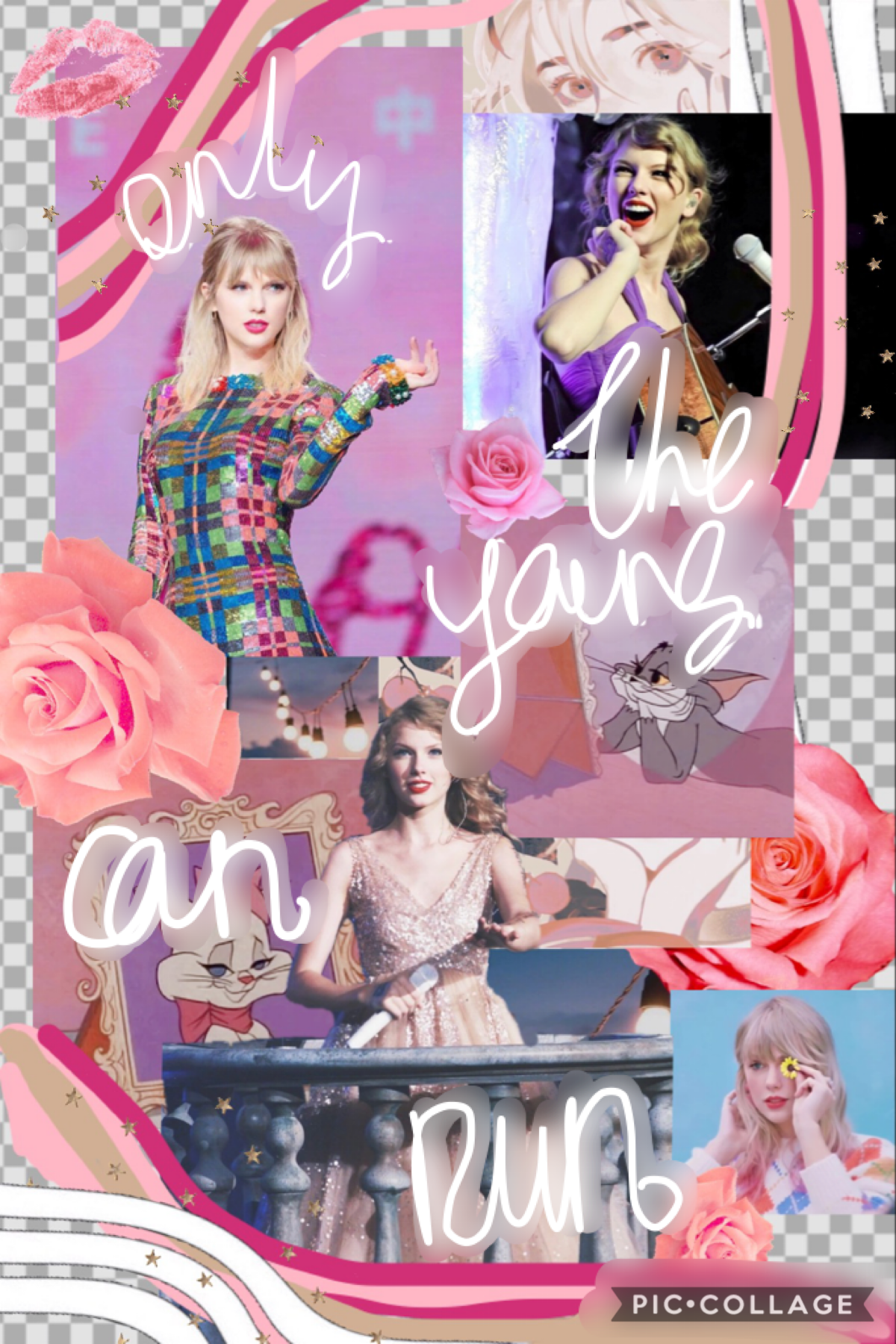 tappity tap 💓  aghhh Taylor 🥺🥰 omg I've been planning this collage for so long bc I needed smth about herrr 💗  《Miss Americana》 waTch it pleaaaase 🤭 and ahhh 💕'Only The Young' 💫 I am addicted 😂