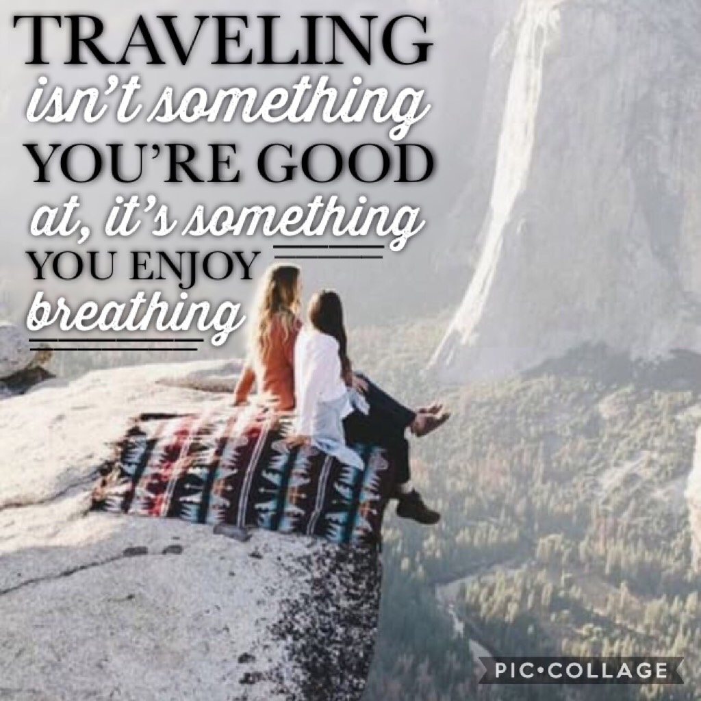 I love traveling quotes! They are really cute!🦒