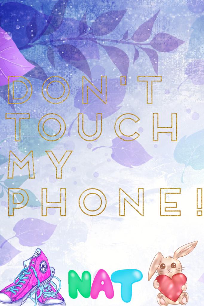 My phone lock screen 😝