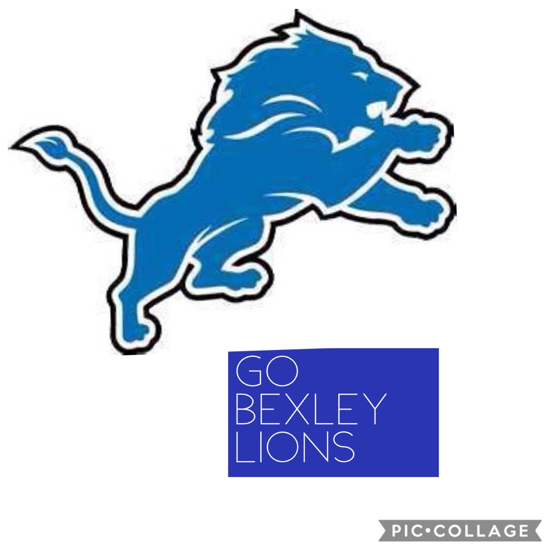 Go Bexley lions follow me pls