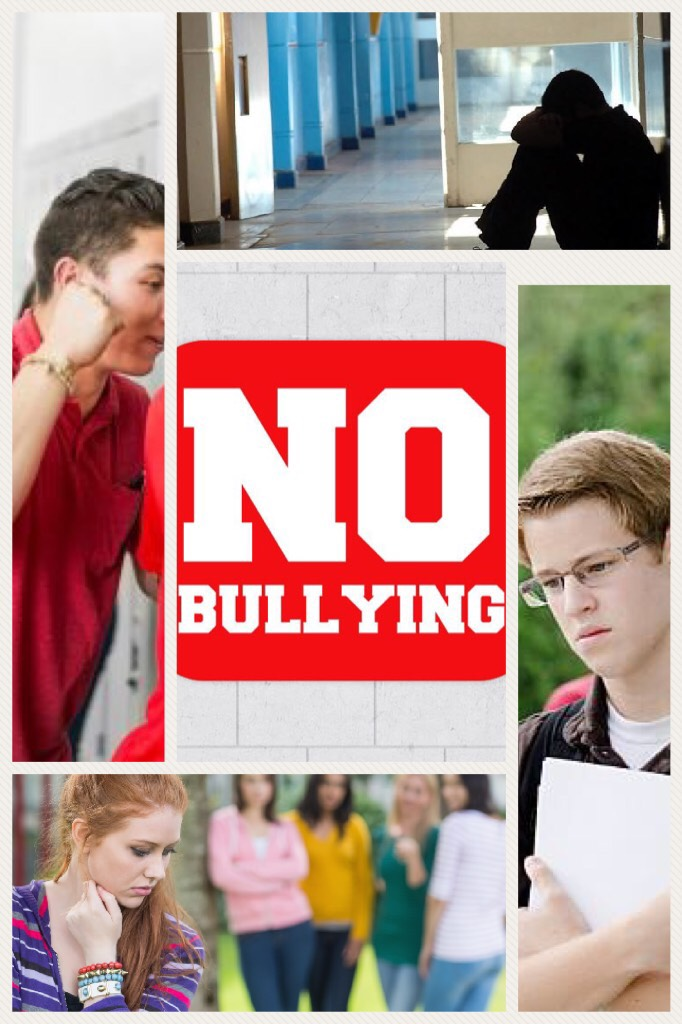 Stop bullying and fight it