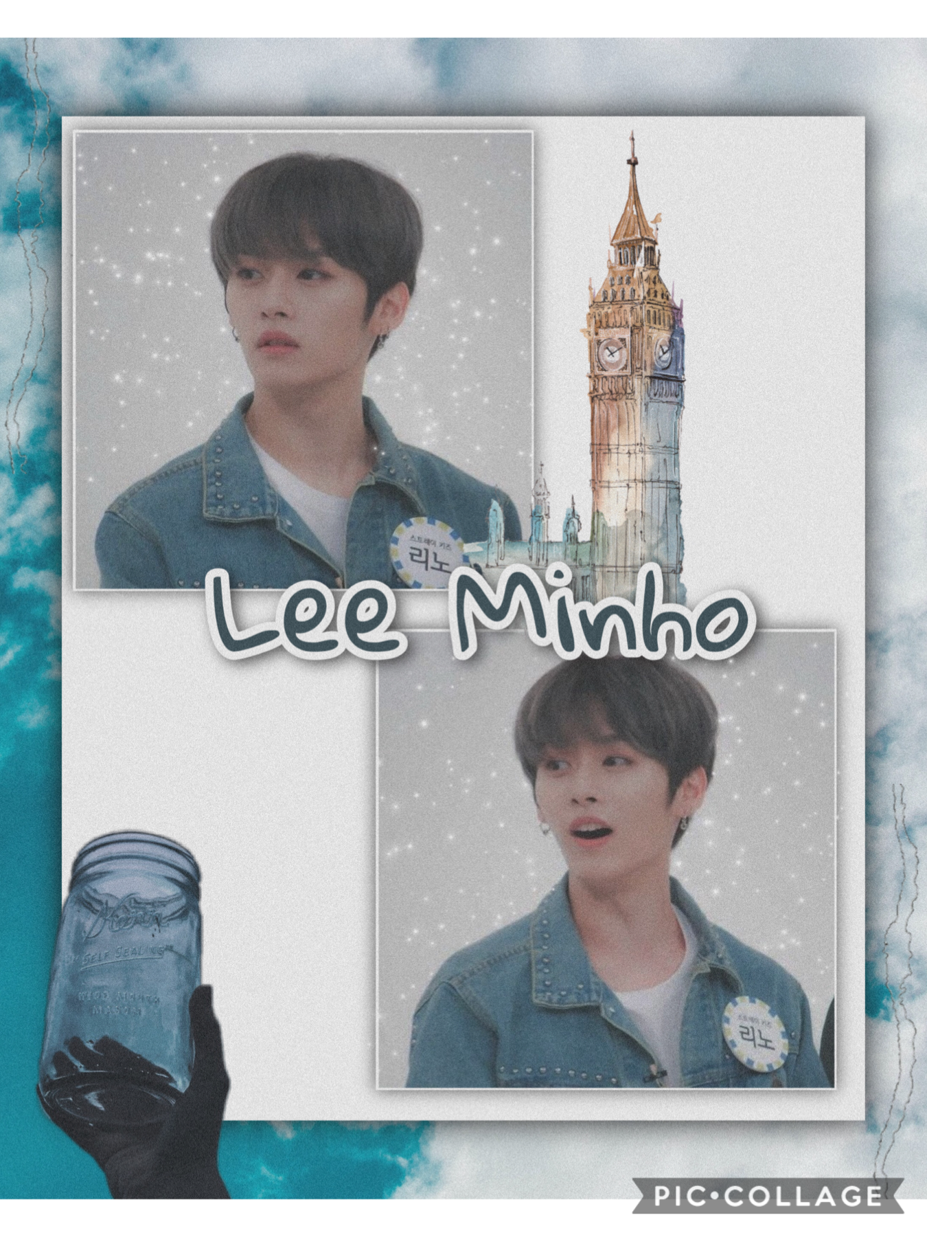 - 🥶 -  Lee Minho everybody  Man, idek what I'm doing anymore 😂  This sucks hahaha