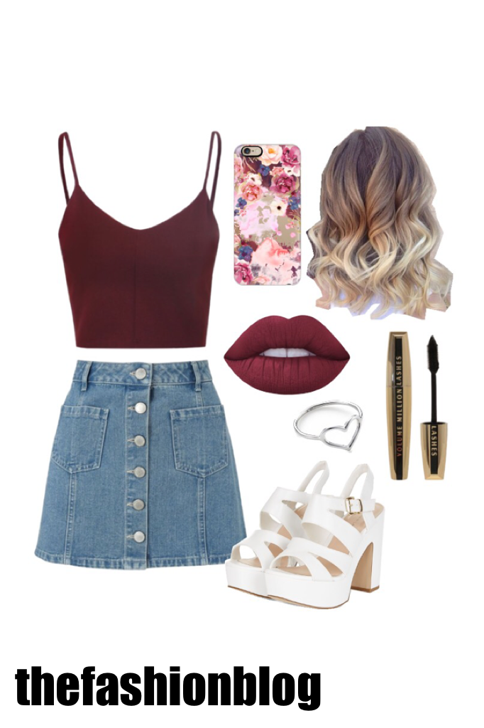 ~I really like this outfit~