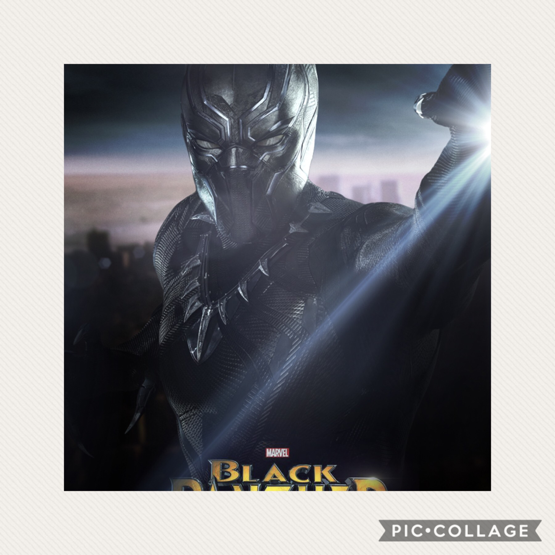 Black panther wins the award for best movie yay