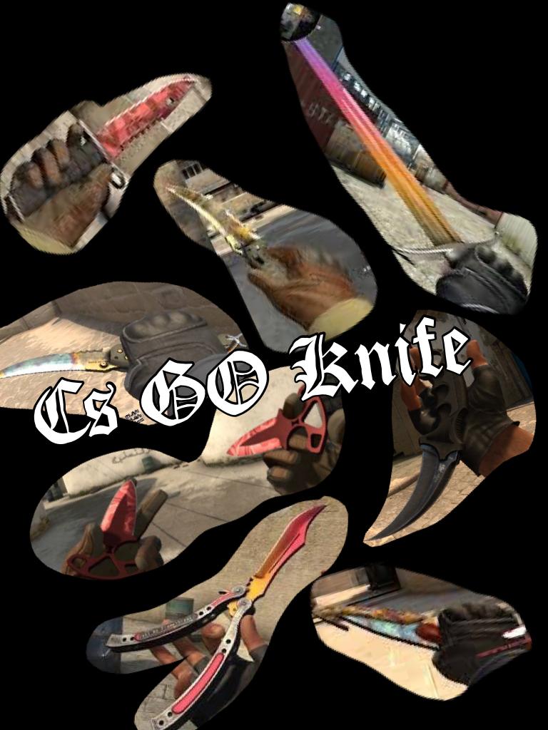 Cs GO Knife