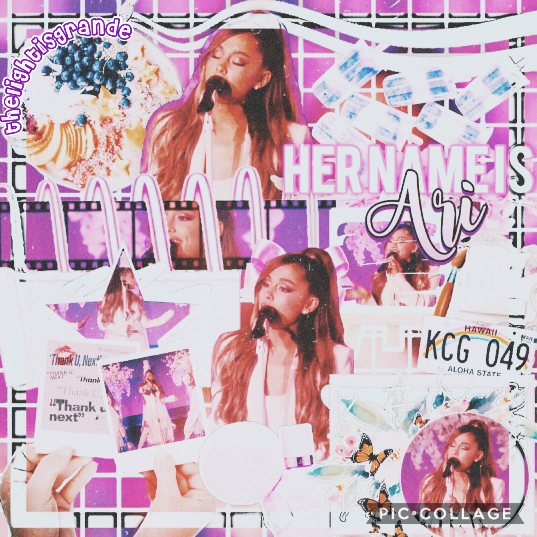 💜tap💜 💫I don't like this but I need to post😂Shoutout to @ellasediting SHE'S BACK!!💗🌈qotd: what's ur favorite new emoji? aotd: the party one🥳🥳🥳😂
