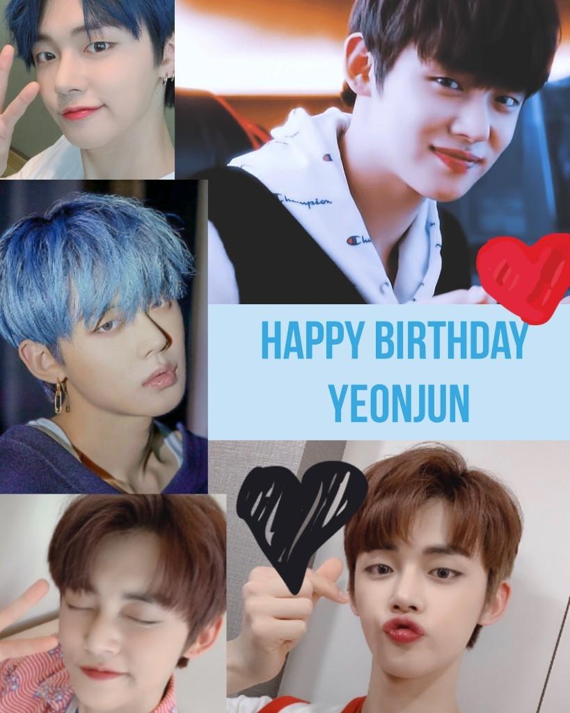 happy birthday yeonjun  Sep 13th 2020