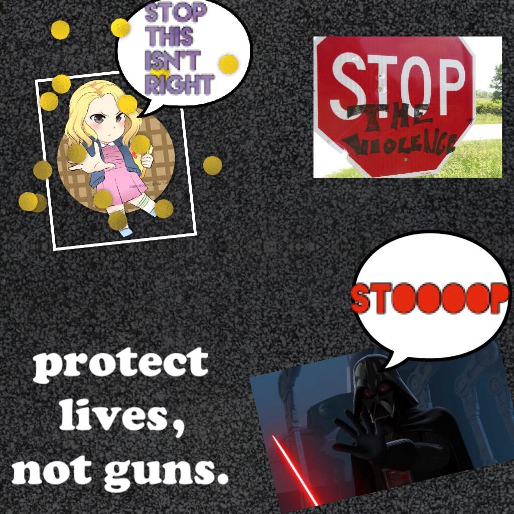 STOP THE GUN VIOLENCE