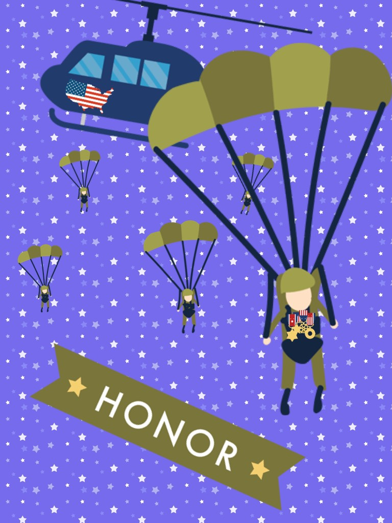 The honor
