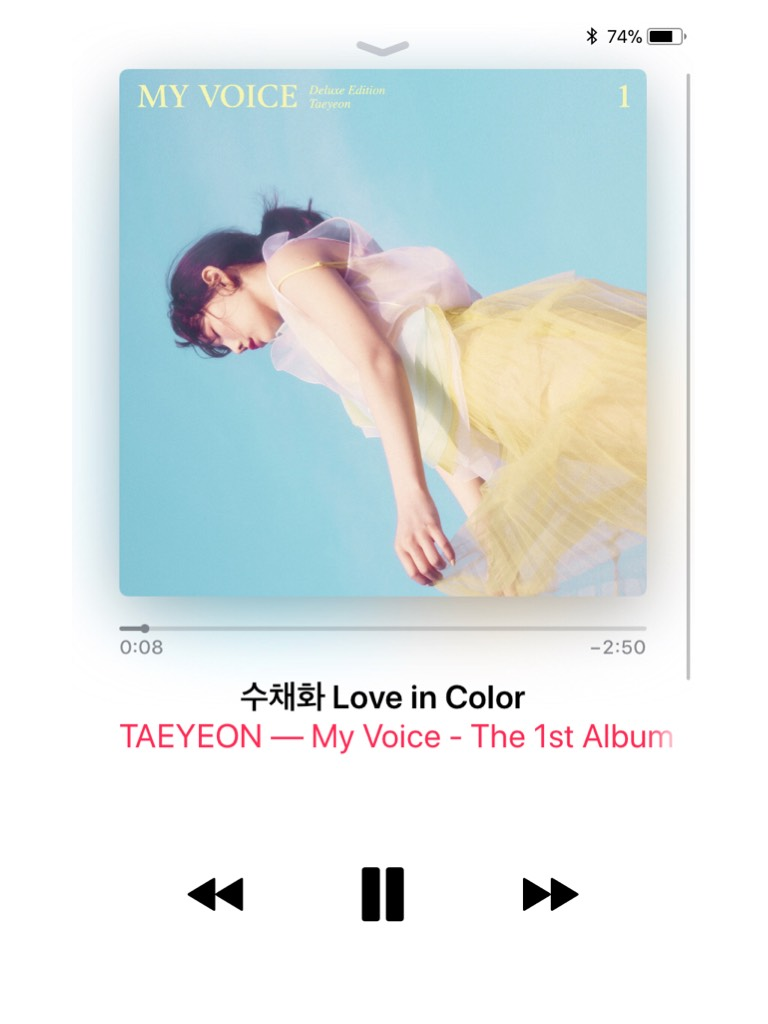 ☆this song is incredible☆ you should listen to it! how is everyone's day?