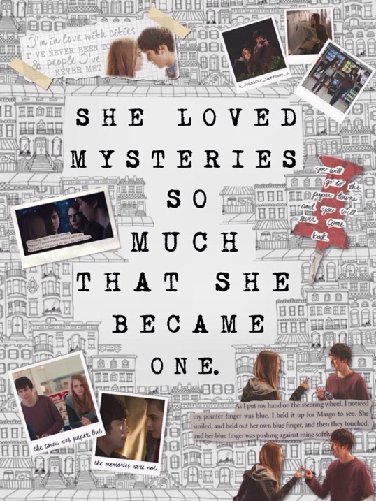 """""""PAPER TOWNS"""" ~ (my edit)"""