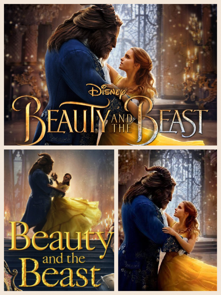 Beauty and the Beast!!!!!