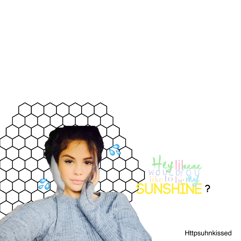 Sunshine☀️💛 SELENA IS JUST NEDNJDNJEDNJ😭❤️ ^sorry about that hehe😂💕 And sorry I am not on as much😔💕