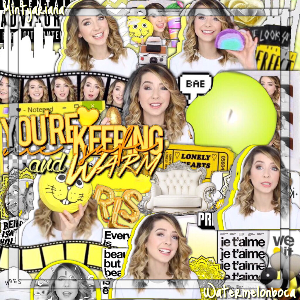 COLLAB WITH THE ONE...THE ONLYYYY MINTYARIAAANNNANANANANANANNA😂😂😂I love THISSS much it's so bright IM EXCITED...sorry for being unactive :( I'm so busy ITS HARD 😭BUT COMMENT IT MAKES MY DAY. I don't care about likes I care about comments tbh😂OKAY IM DONE