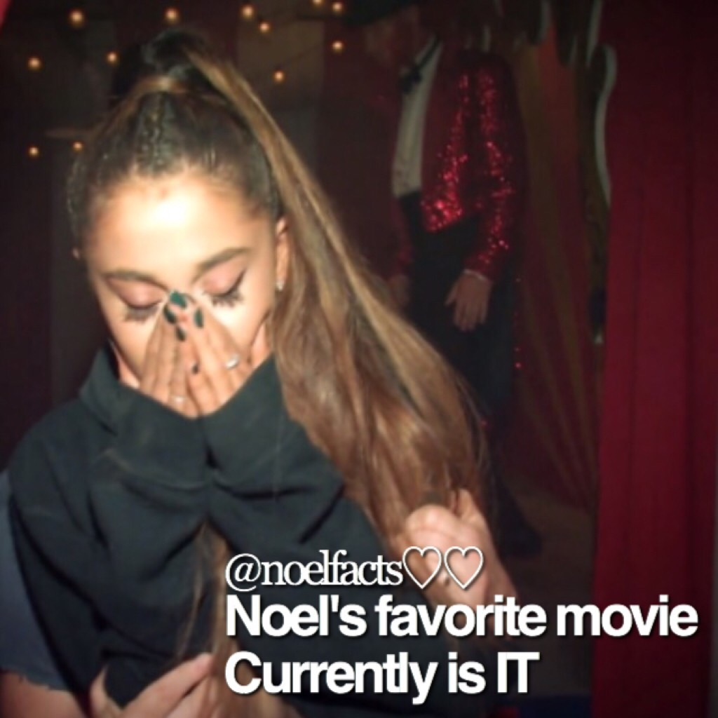 people keep saying IT is so good gjjgds can't wait to see it 😩💘🤡 QOTD: have you seen it? AOTD: no, I'm seeing it Saturday w/ my friend 😋💗💗