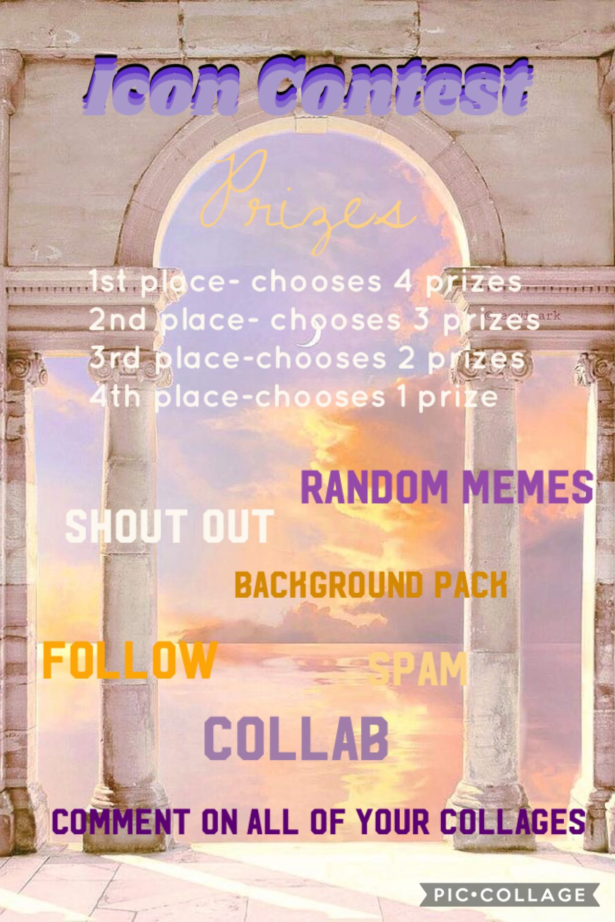 💛💜Tap💜💛                                    Winners will be posted soon! If you haven't joined yet, plz join 🙃 tysm to everyone who submitted their entry 💕