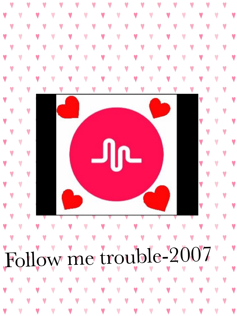 Follow me trouble-2007
