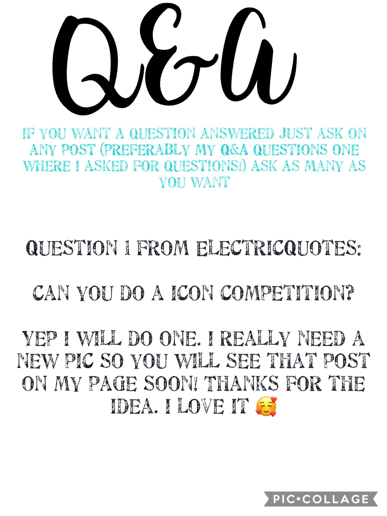 Thanks for the question ElectricQuotes