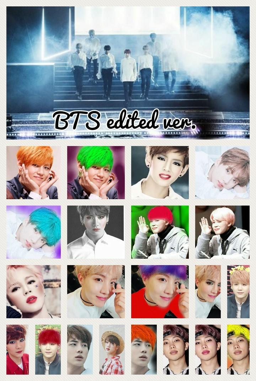 BTS edited ver.