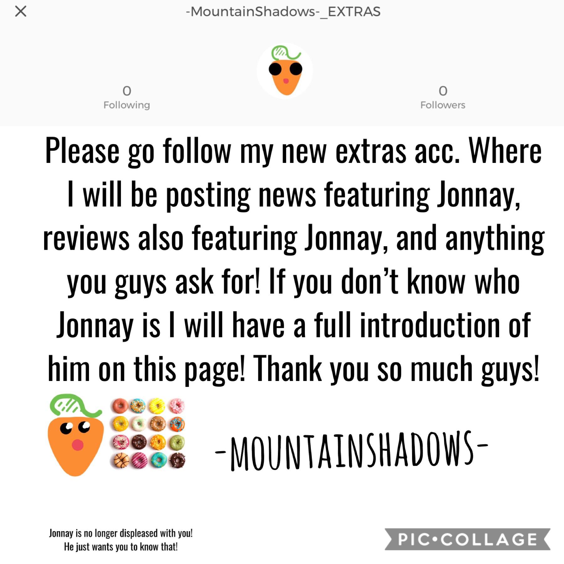Please go follow this guys!