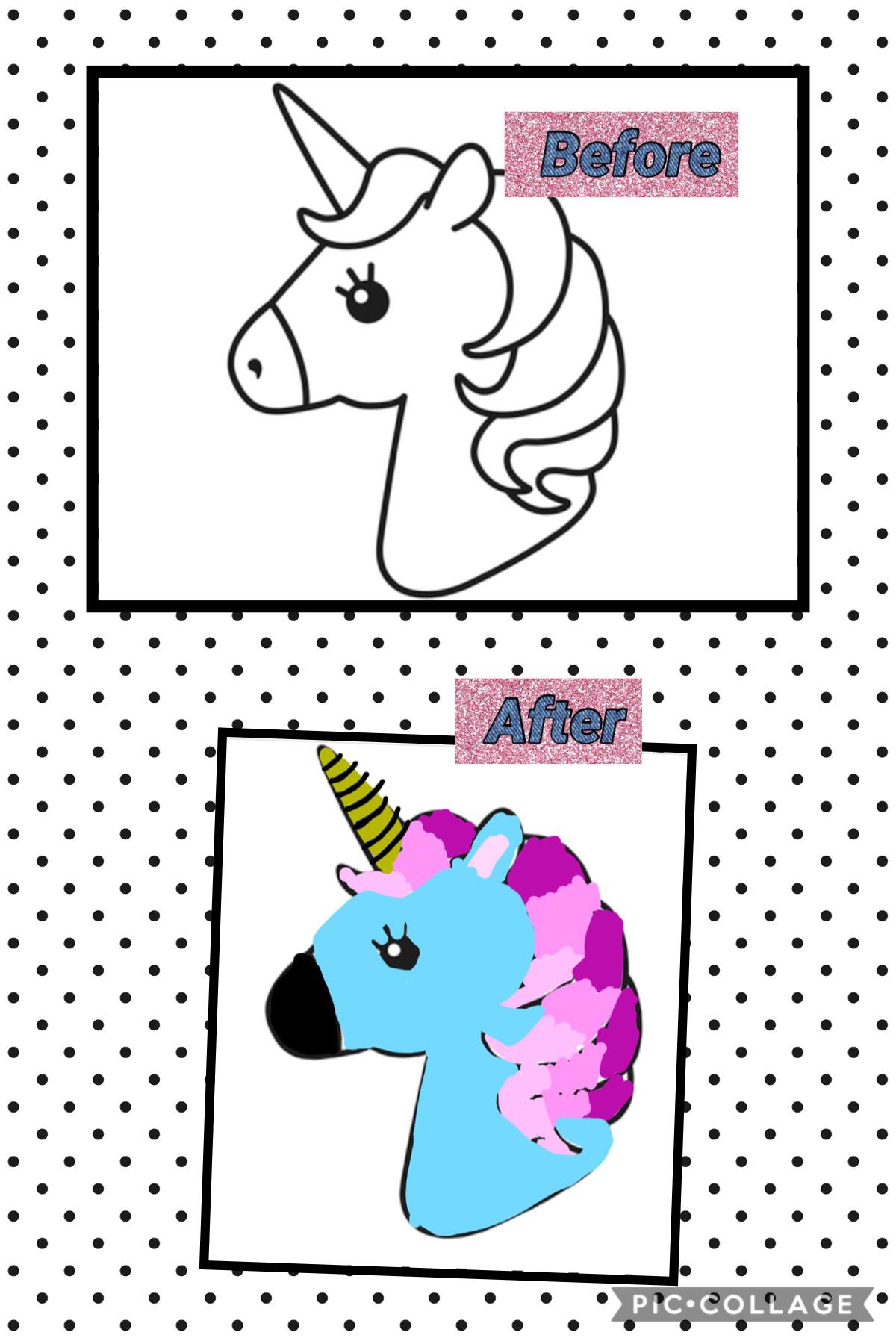 Unicorn power!