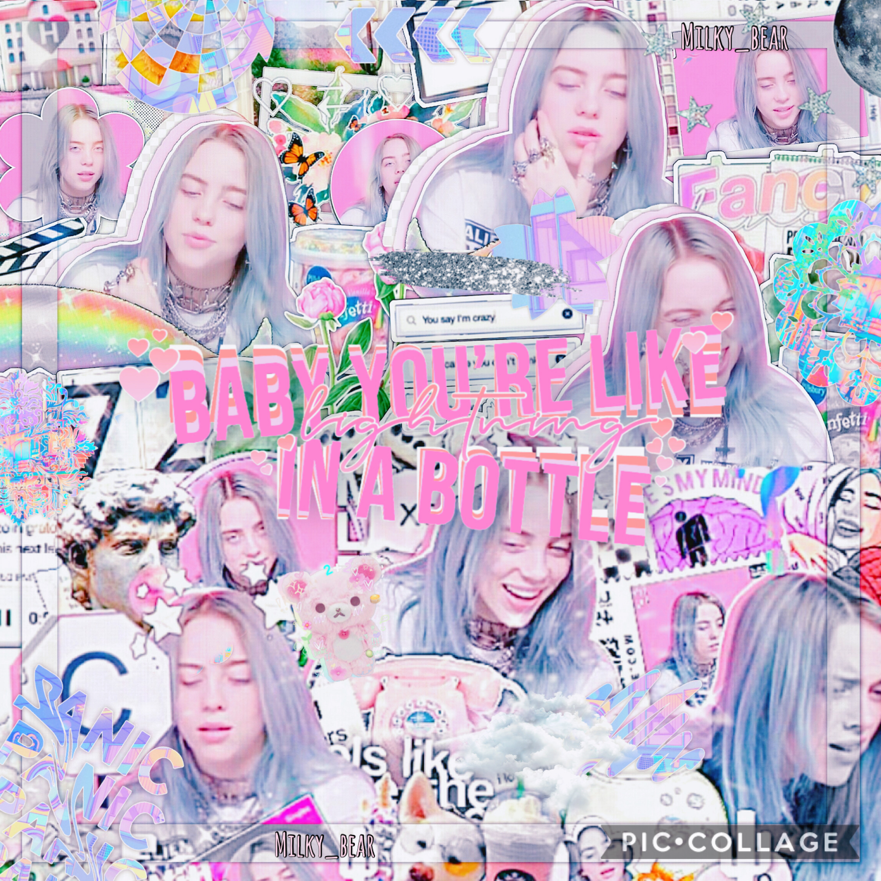 Collage by Milky_bear