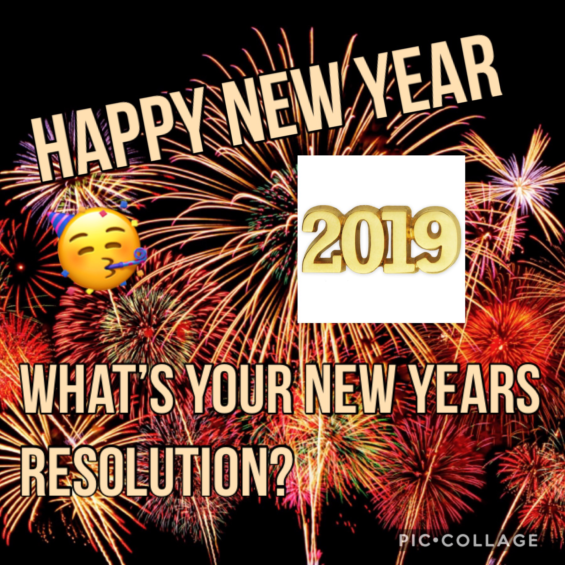 🥳Tap🥳 What's your New Years resolution?? Comment down below and like this pic place please!