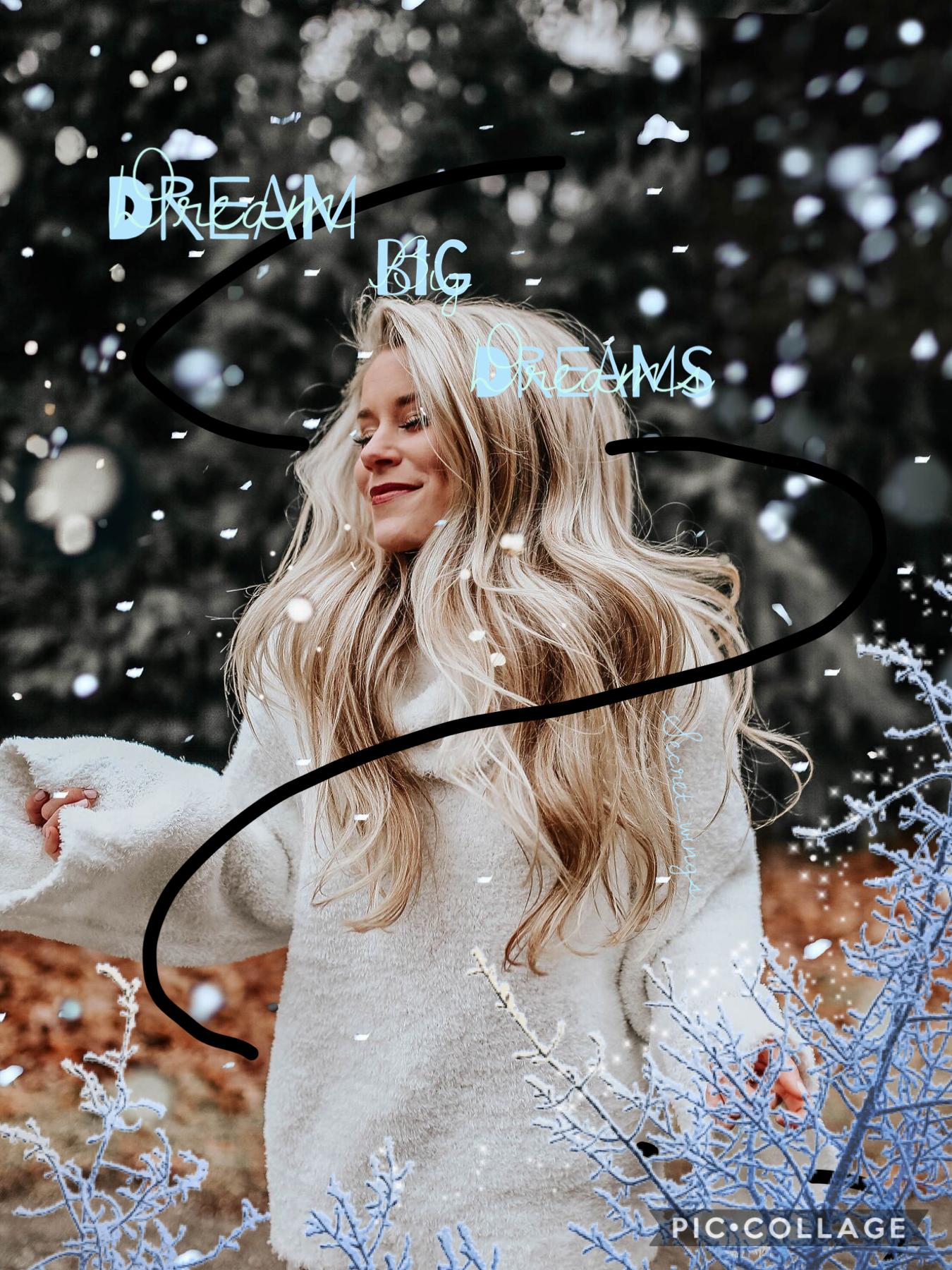 #winterdreams
