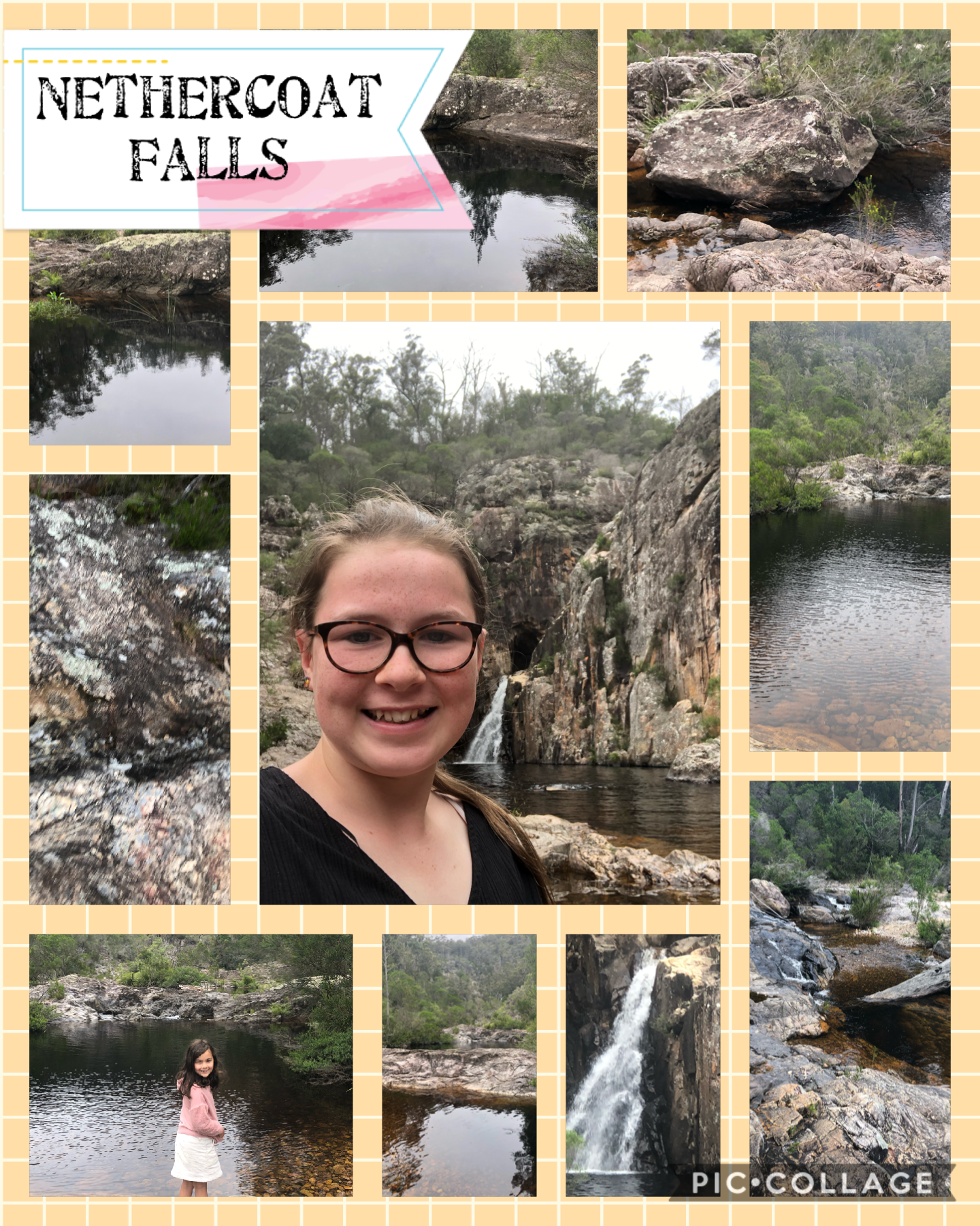 My family and I went to a very beautiful waterfall today. We had our doubts at the start because of all the reviews the place had been given 😒, but we managed and we had the time of our lives. Have you ever been anywhere that you had you doubts about, but