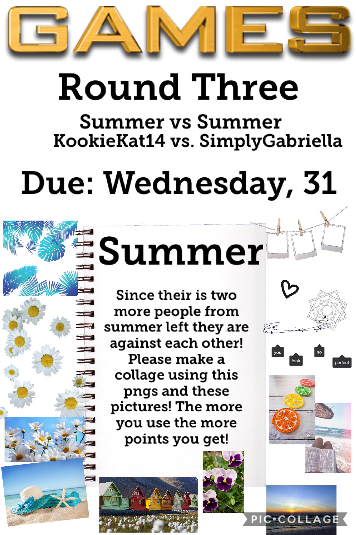 ⚠️⚠️⚠️ Only enter if you are team Summer!! ⚠️⚠️⚠️