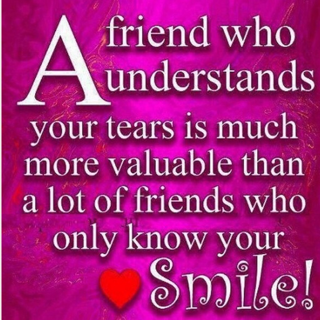 Bff do help in life don't say they don't exist