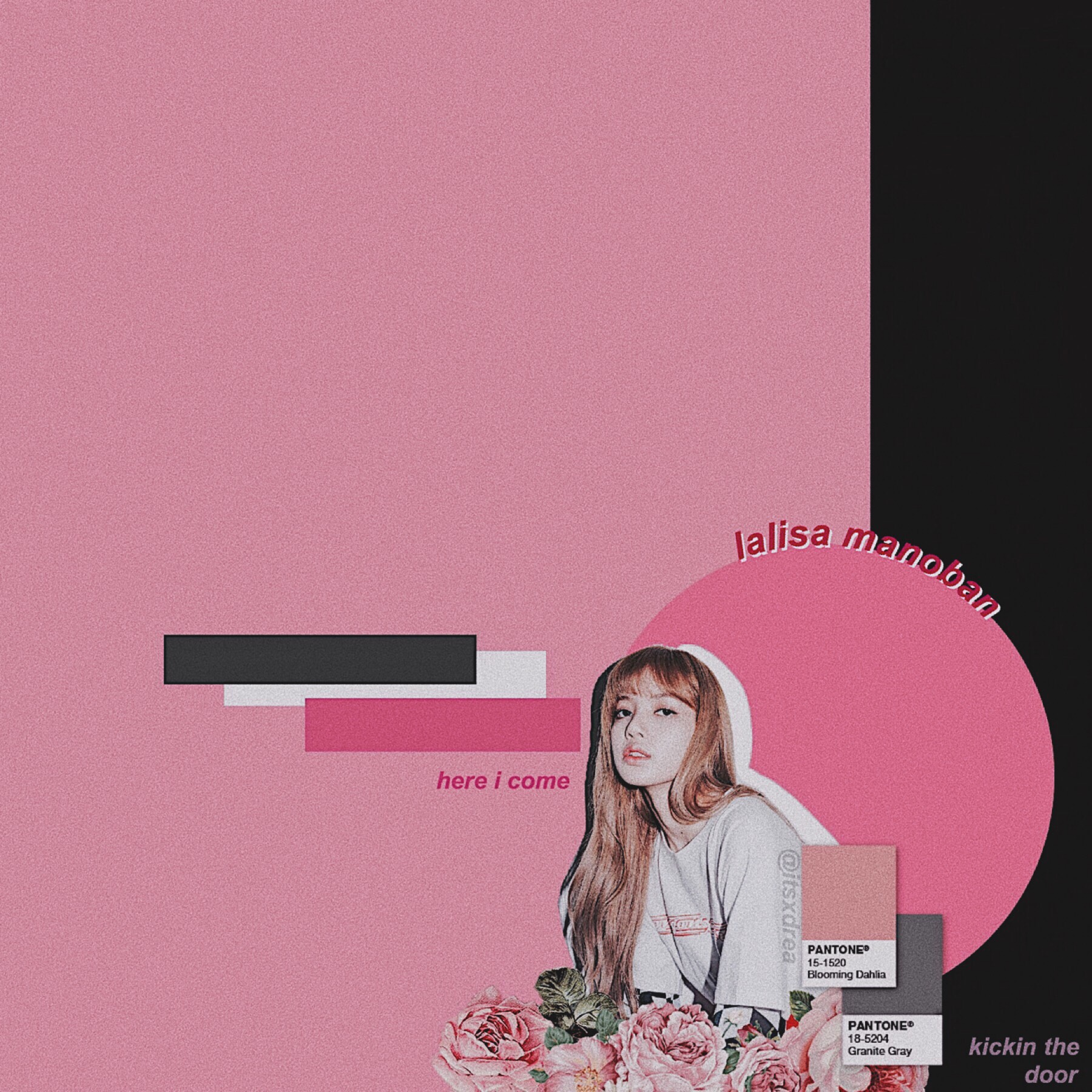 🌷 • lalisa manoban // blackpink • > edit request for @nerd_potato4ever < i hope you like it !! oh my- why does school have to start so soon 😭