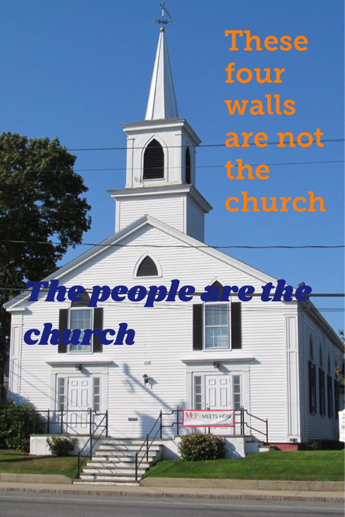 The people are the church
