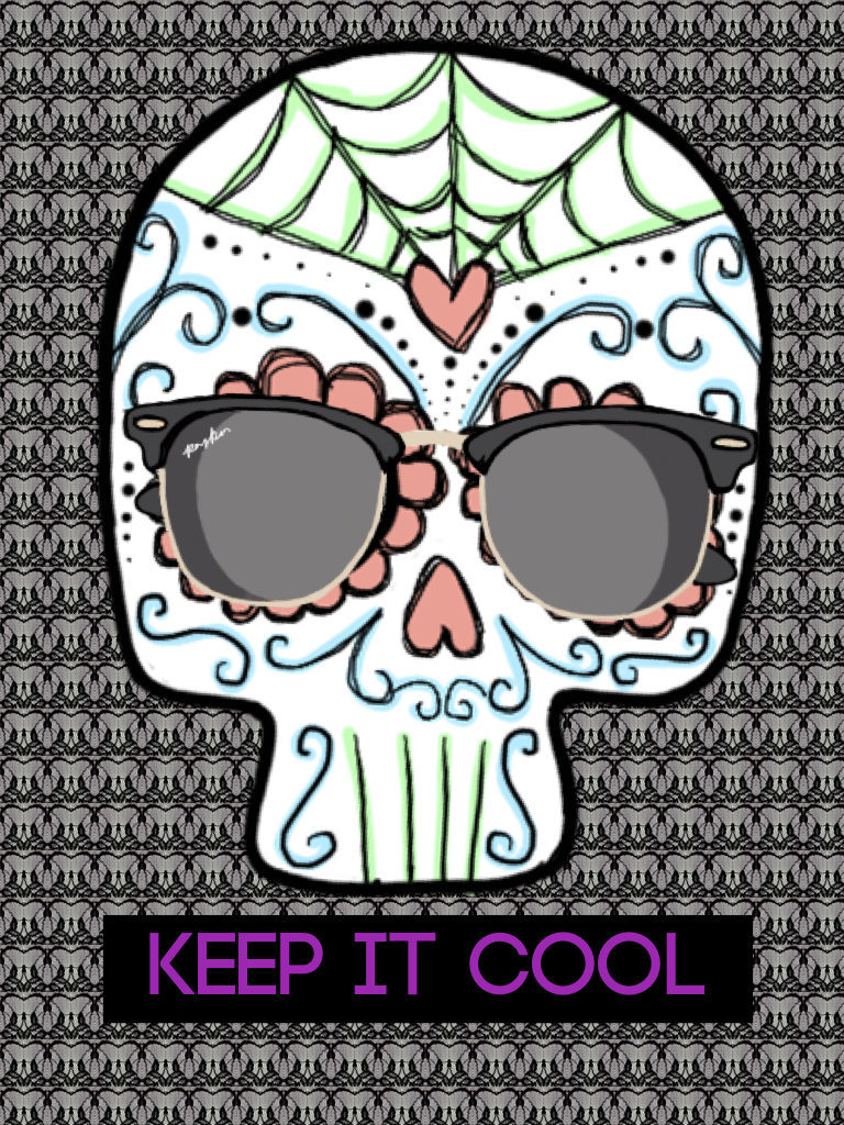 Keep it cool😎🤓🙃