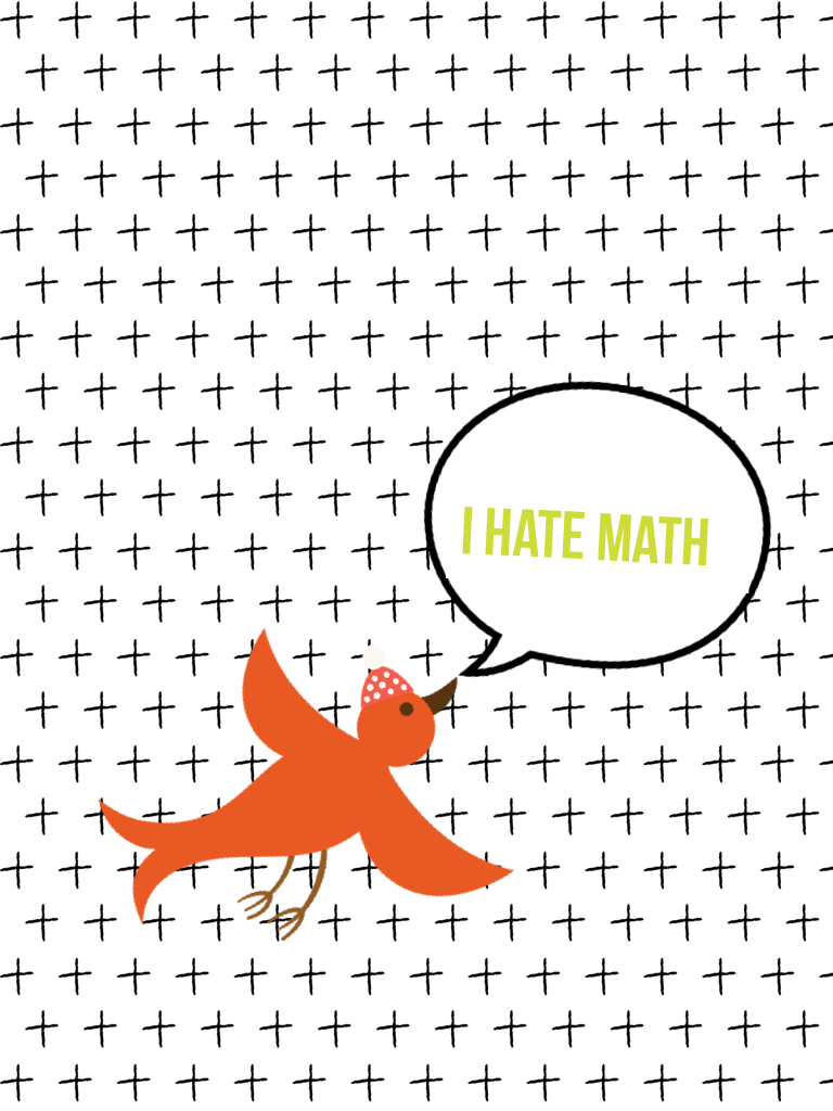 math haters