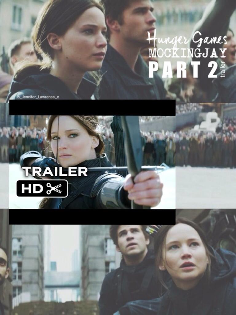 Hunger games: Mockingjay Part 2 (official trailer)