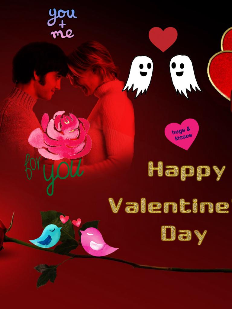 Happy Valentine's Day!!!😍😍❤️❤️❤️