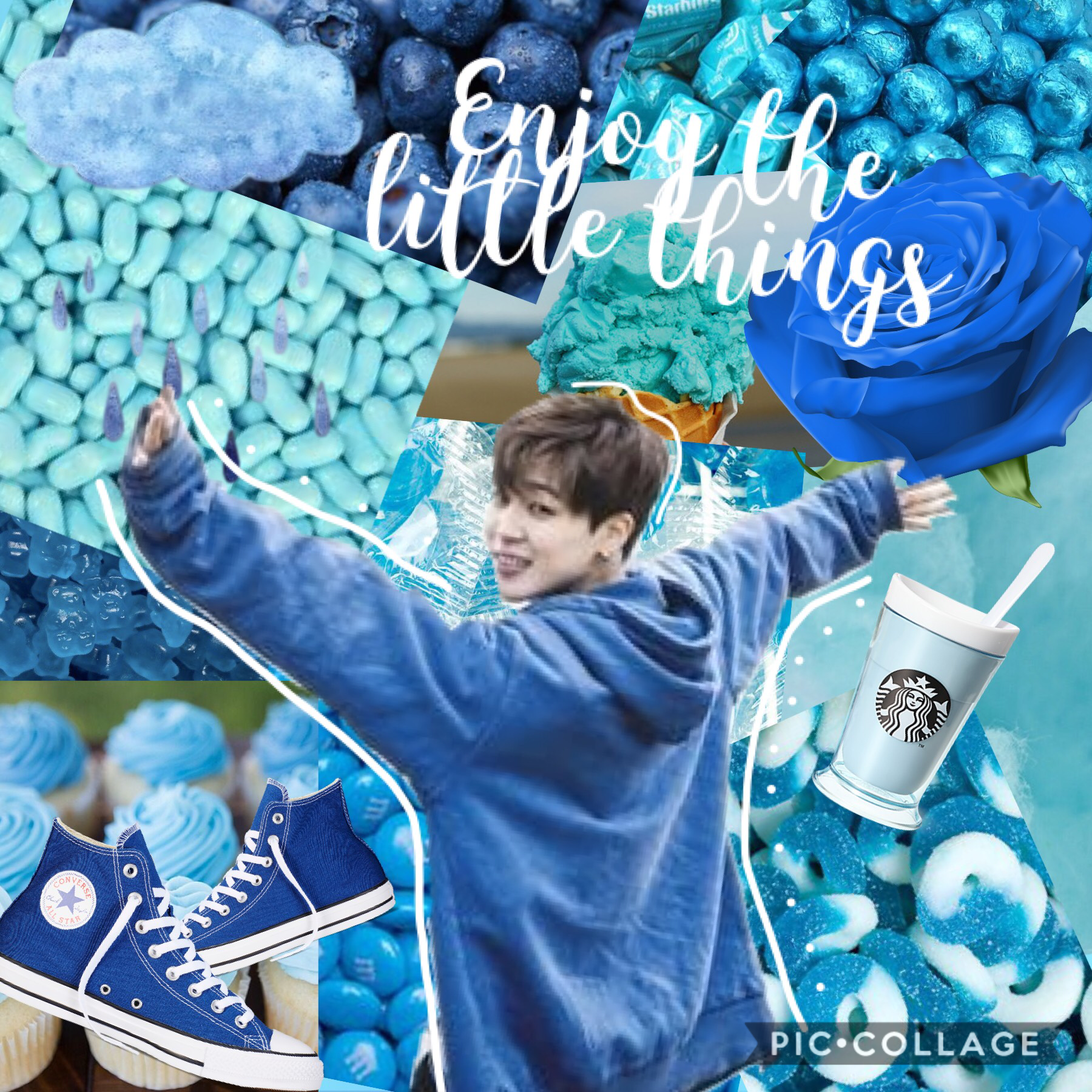 💙tap💙  @BTSisMyLife back again with another discarded edit   This was one of the first edits I ever made 😅  This account will probably be less active because me and @TastelessRatatouille are very busy nowadays 😕