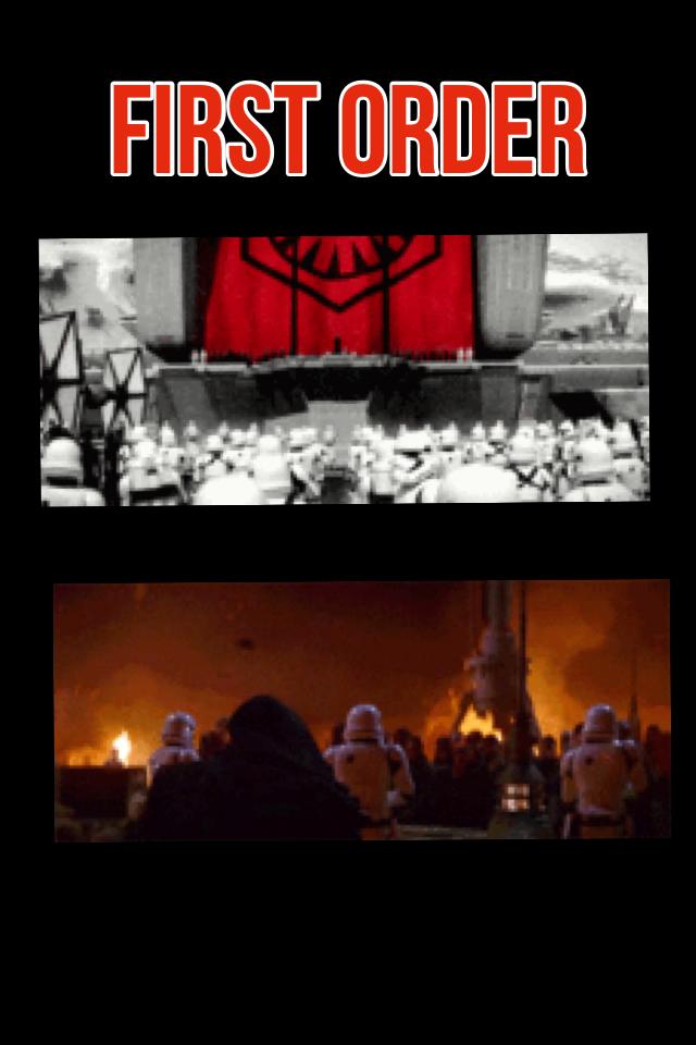 THE FORCE AWAKINS