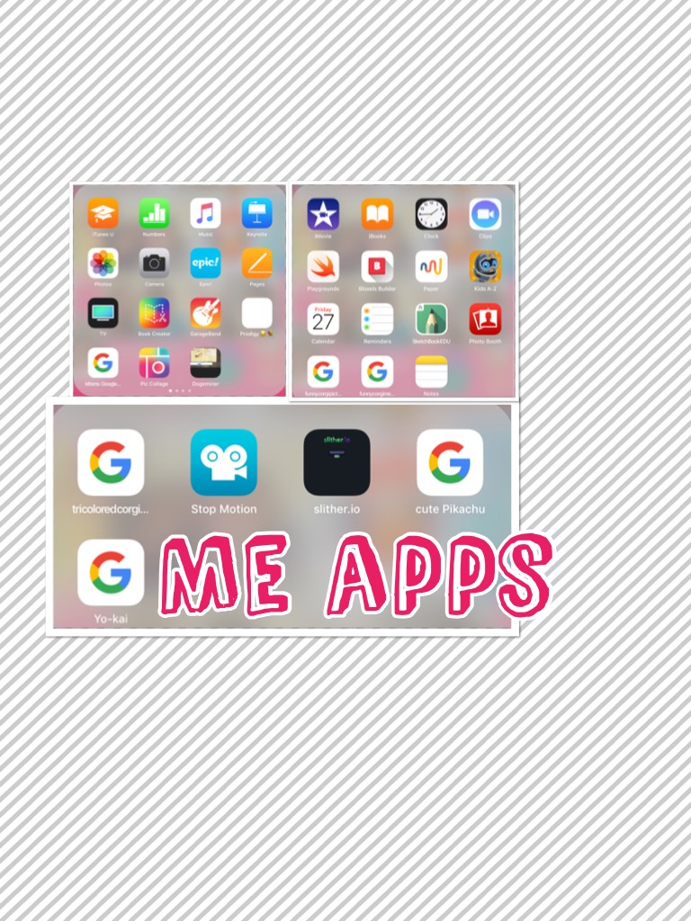 Me apps